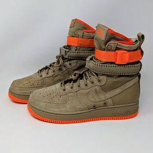 Nike SF AIR FORCE 1 SHOES 864024-205 size 11